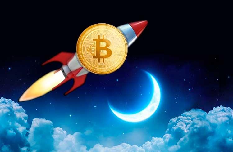 Bitcoin rompe os R$ 100 mil e marca novo recorde em reais