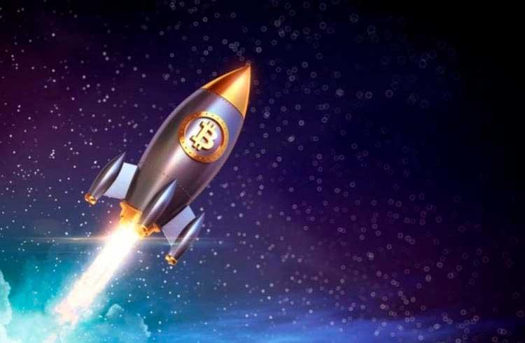 Bitcoin rompe os R$ 85.000; Ethereum dispara 10%