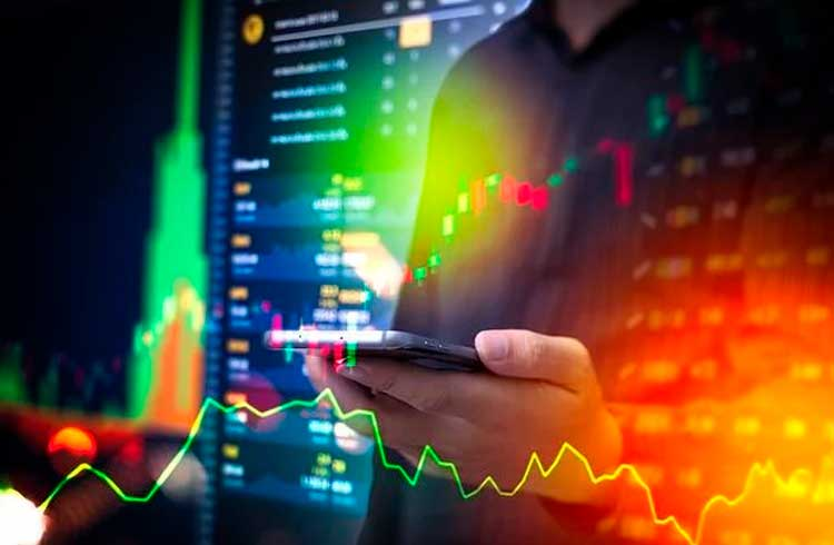 Day traders se favorecem em mercado volátil, observa especialista