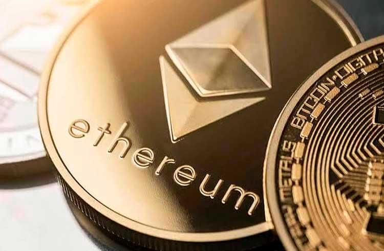 Ethereum dispara 6,5% com data de lançamento do Ethereum 2.0