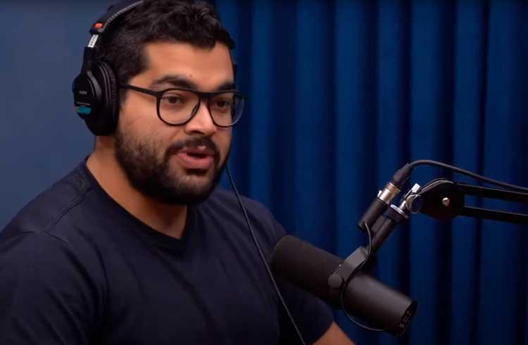 Executivo da Rico diz quanto tem em Bitcoin no Flow Podcast