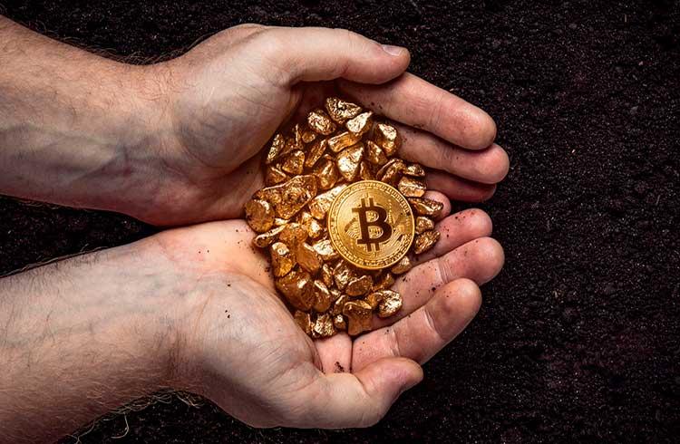 Grandes investidores começam a trocar ouro por Bitcoin, releva relatório