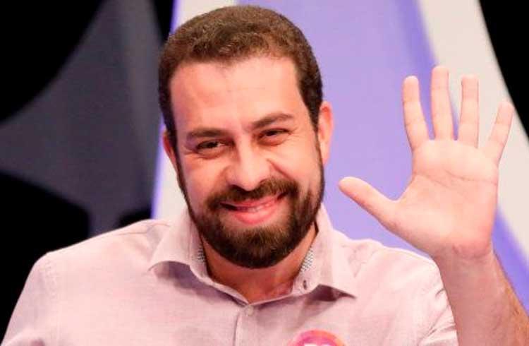 Guilherme Boulos usa blockchain para arrecadar doações em sua campanha