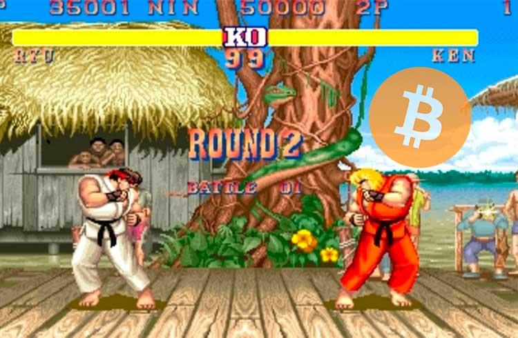 Hacker invade empresa do Street Fighter e pede R$ 60 milhões em Bitcoin