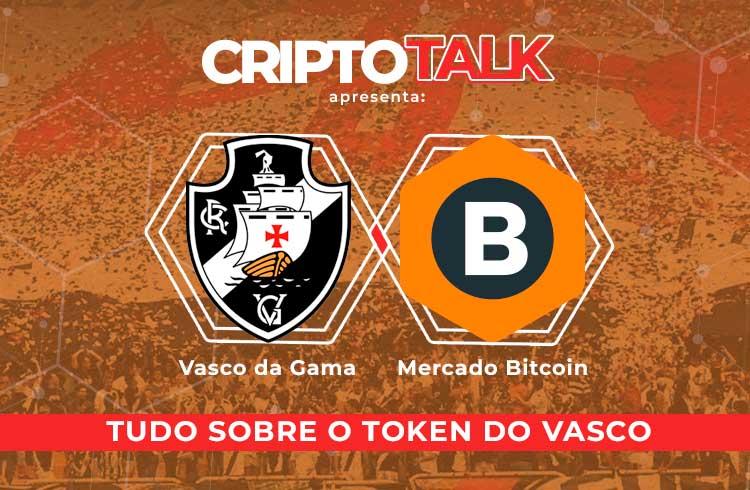 Mercado Bitcoin e Vasco falam sobre token em live do CriptoFácil