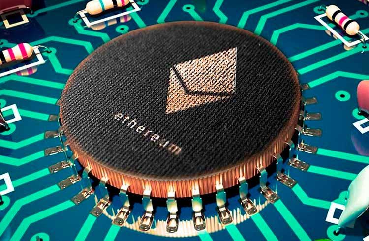 Mineração de Ethereum rende R$ 1,2 bilhão em outubro