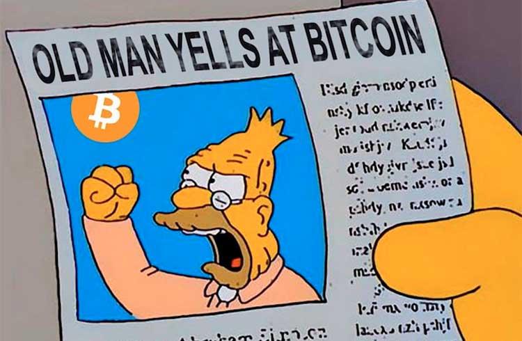Peter Schiff ataca novamente: Bitcoin não é dinheiro, ouro é