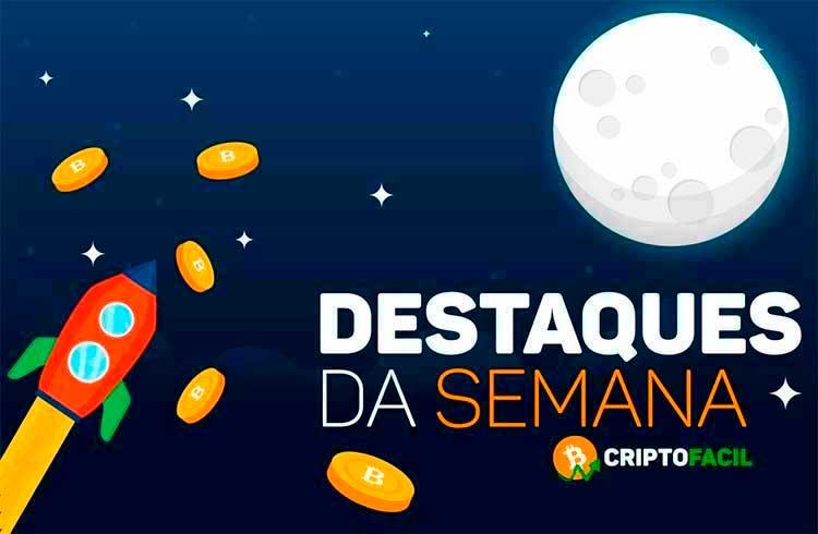 Semana das criptomoedas: Investidor paga R$ 250 mil para transferir 1.000 BTC, XRP dispara e Estado quer dinheiro da Unick