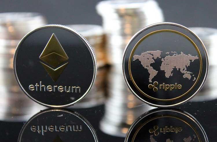 Trader aconselha não investir em Ethereum e XRP agora