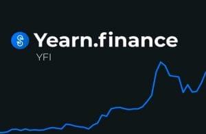 YFI valoriza 22% durante queda das criptomoedas