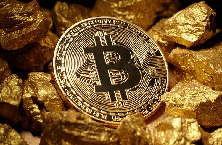 Ouro sofrerá durante anos por causa do Bitcoin, afirma JPMorgan