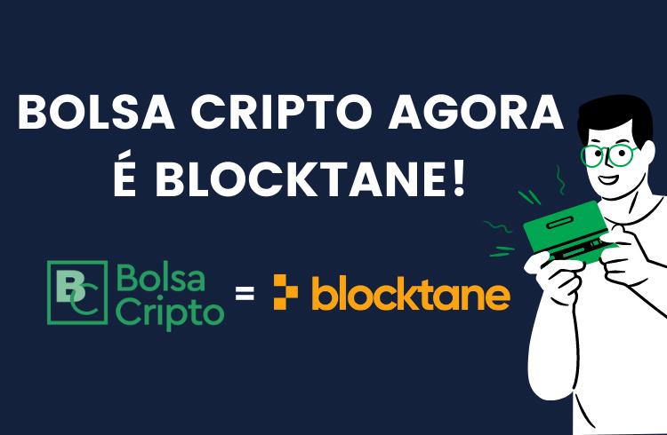 A Bolsa Cripto agora é Blocktane!