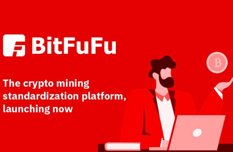 A primeira plataforma de mineração padronizada por HashRate do mundo BitFuFu