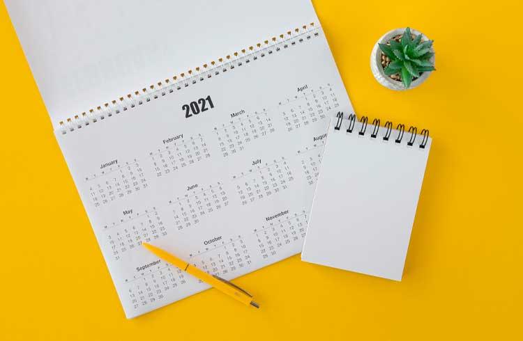Agenda Dividendos 2021: dinheiro extra no seu bolso