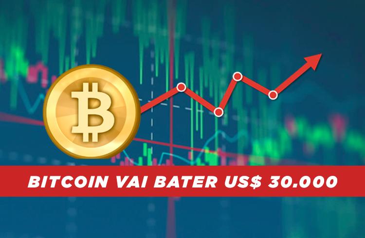 Análise do Bitcoin: BTC sobe mais de 40% em novembro!