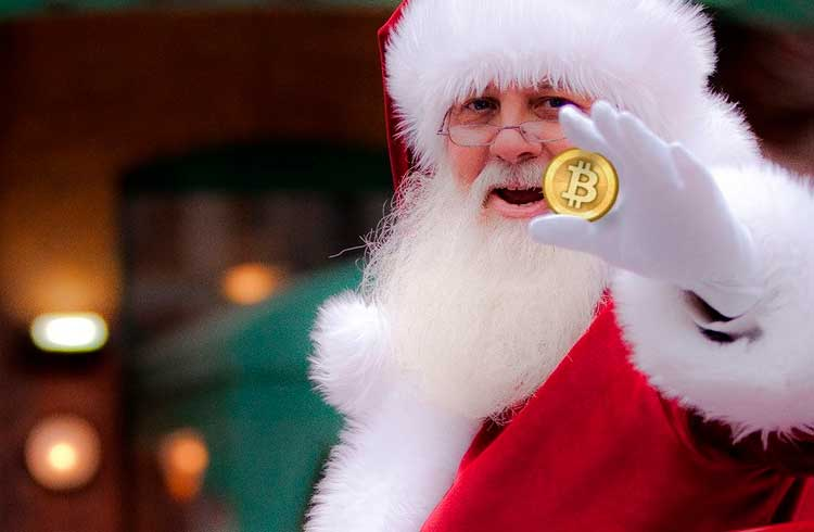 Baleias realizaram compras agressivas de Bitcoin desde o natal