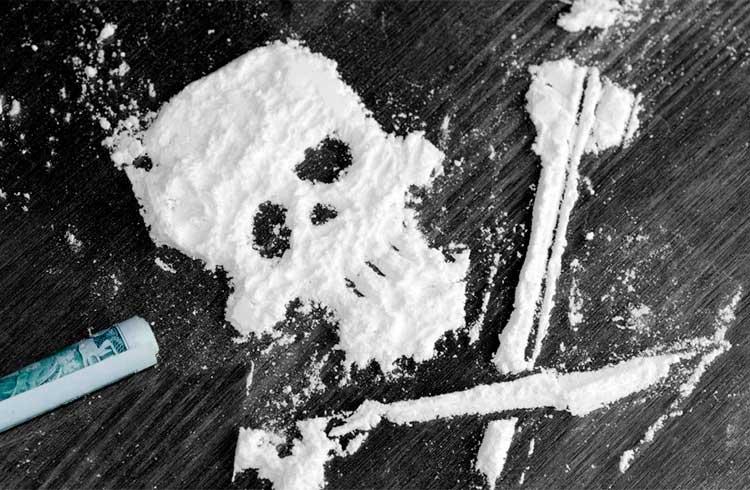 Bitcoin e crime? 90% das cédulas de dólar têm resquícios de cocaína