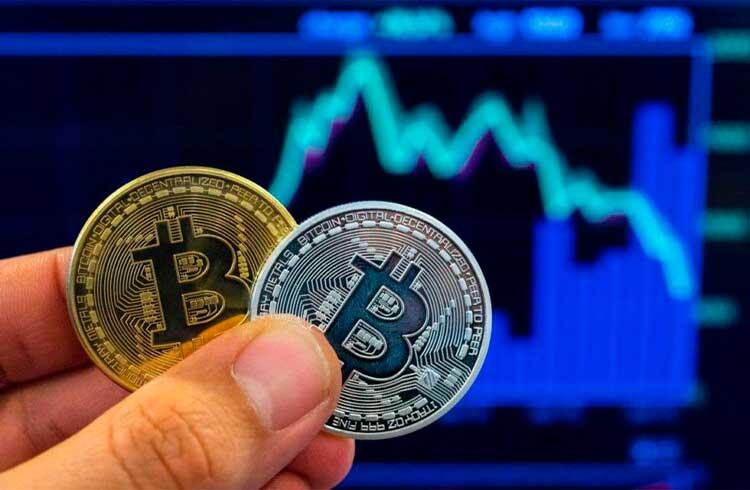 Bitcoin segue nos R$ 115.000 e algumas criptomoedas começam a corrigir