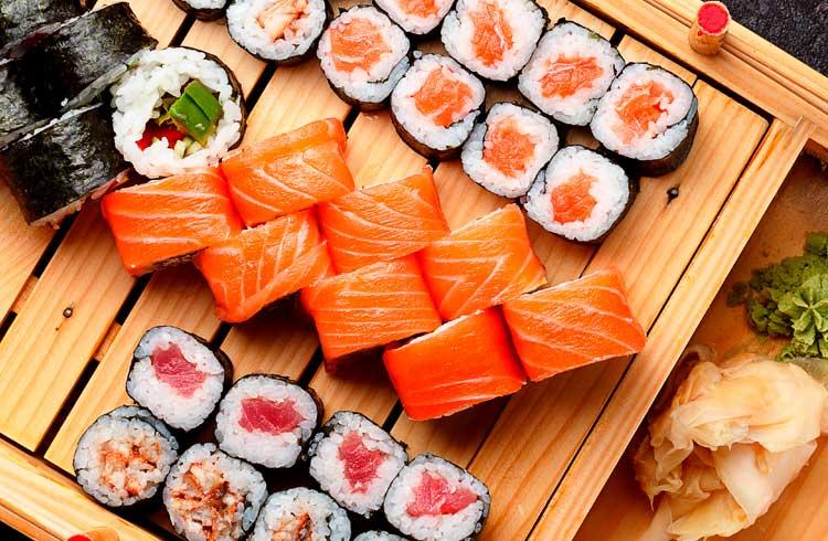Bitcoin Sushi Day: o jantar que custou 10.354 BTC