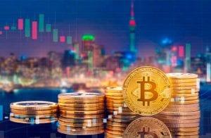 Coluna do TradingView: disputa de preço no topo histórico do Bitcoin