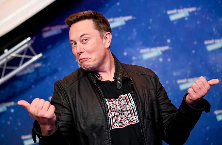 Elon Musk afirma que pode usar criptomoedas na colonização de Marte