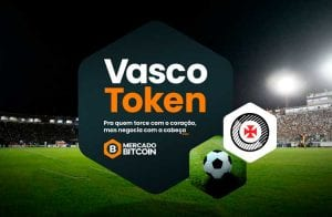 Em live com Romário, Mercado Bitcoin anuncia venda do Vasco Token