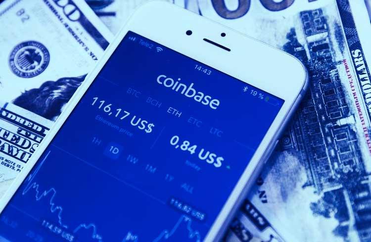 Empresa lança criptomoeda da Coinbase e já vale mais de R$ 1.000
