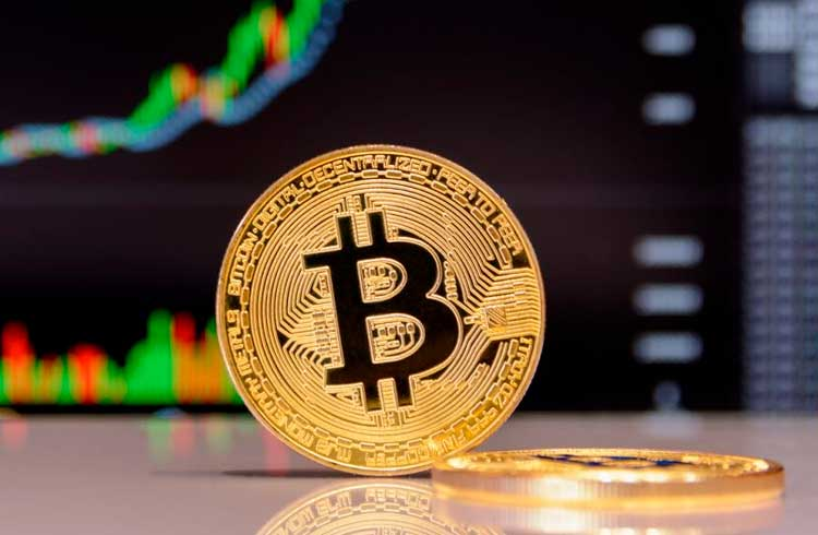 End of Bitcoin rally could take time, data point