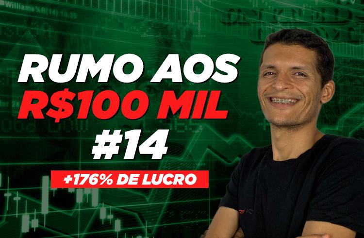 Mais de 176% de lucro na carteira rumo aos R$ 100 mil #14