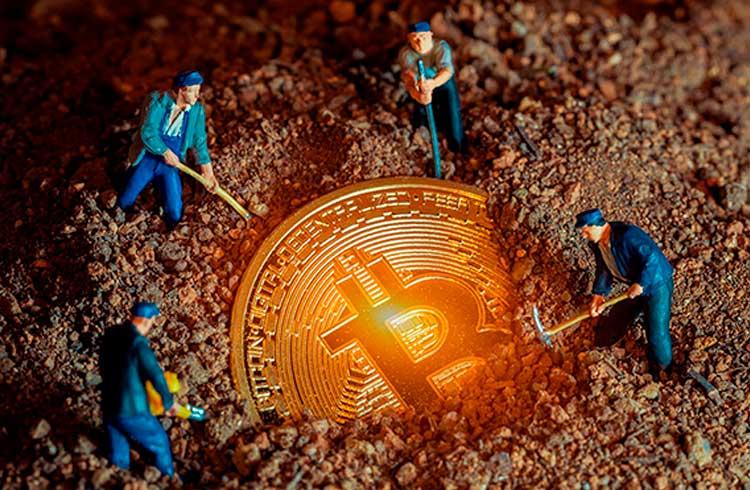 Mineradores de Bitcoin estão ganhando US$ 1 milhão por hora, segundo a Glassnode