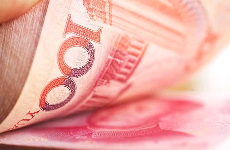 Moeda digital da China começa a ser aceita no comércio on-line