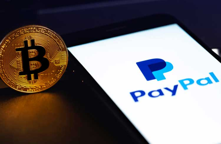 PayPal esta comprando 100% dos novos Bitcoins minerados