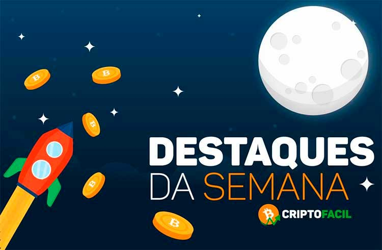 Semana das Criptomoedas: criptomoedas bombam após listagem na Binance e Coinbase, app dá criptomoedas e analista recomenda tokens DeFi