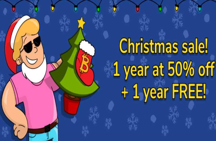 TradeSanta está dando presentes de Natal