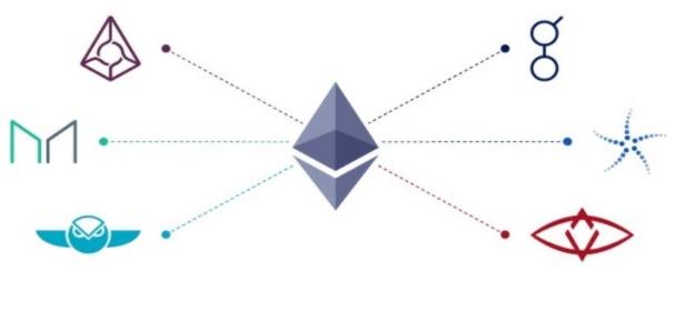 Diferentes protocolos da rede Ethereum