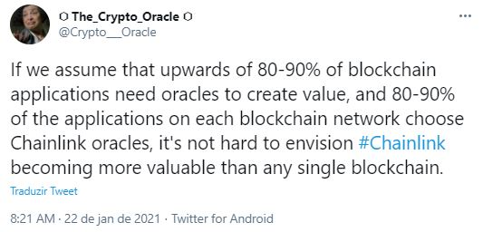 Crypto Oracle