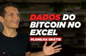 Como baixar dados do Bitcoin para excel