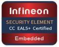chip de segurança Infineon