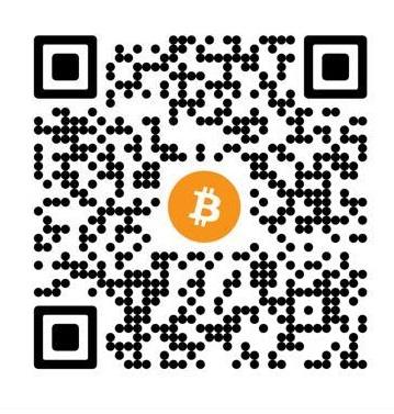 QR Code para a carteira de Bitcoin criada pela BitPreço