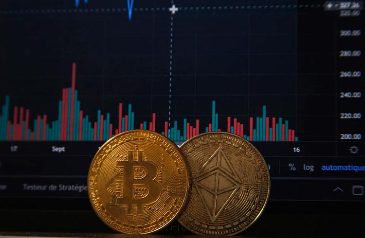 Trader analisa: Bitcoin pode corrigir e Ethereum pode dobrar de preço