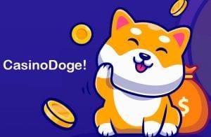 Aposte e ganhe suas Dogecoins com o CasinoDoge!