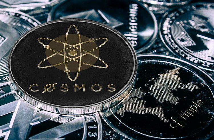 Cosmos valoriza 30% enquanto Bitcoin rompe R$ 260.000