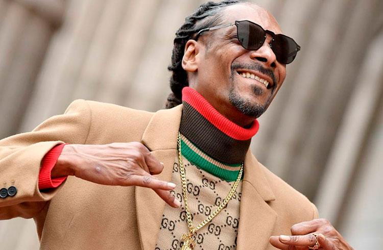 Dogecoin dispara mais de 100% com ajuda de Snoop Dogg