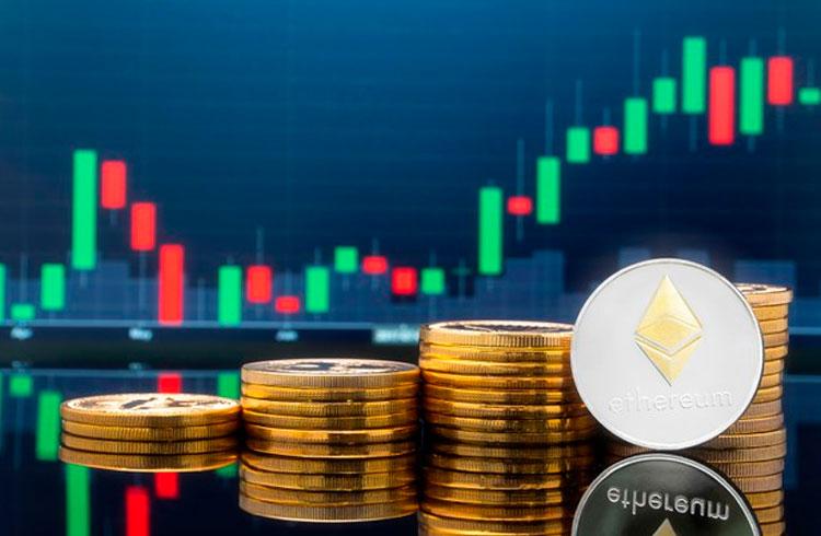 Ethereum domina 80% do investimento institucional no início de fevereiro