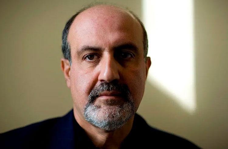"""Nassin Taleb afirma que desistiu do Bitcoin: """"virou um antro de negacionistas"""""""