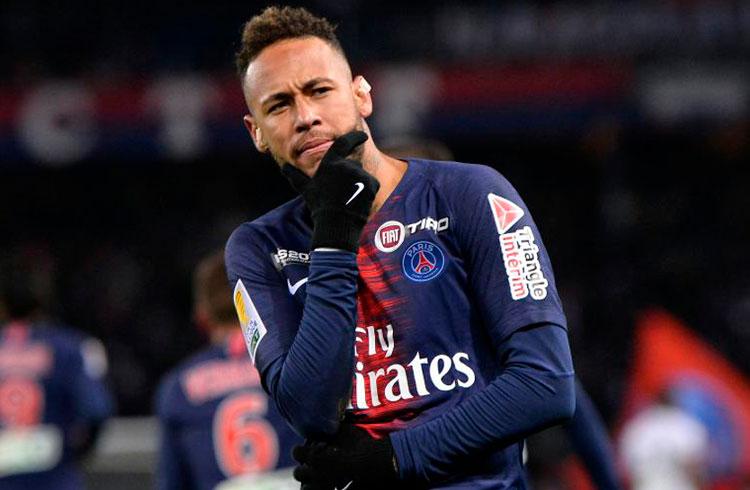 Quanto Neymar pode comprar em Bitcoin com seu salário?