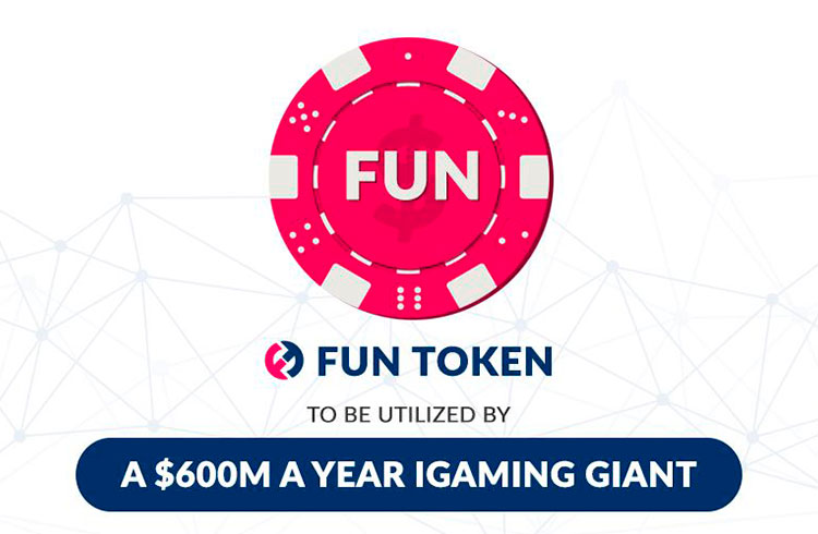 Site iGaming utiliza token FUN para serviço premium