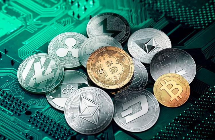 Valor de mercado das criptomoedas passa de R$ 6 trilhões