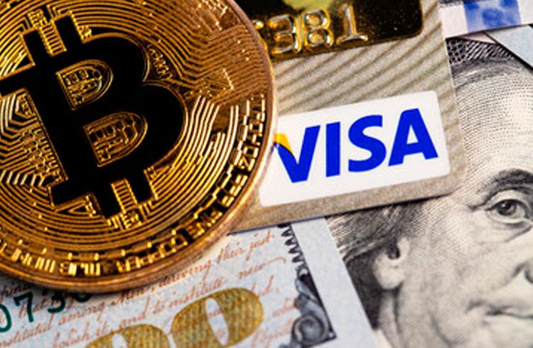Visa cria plataforma para comprar Bitcoin em bancos