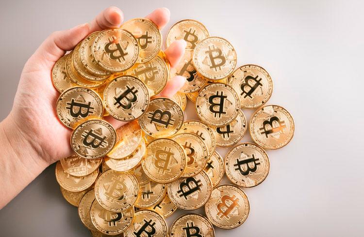 Baleias acumulam o Bitcoin que você vende no desespero, diz analista